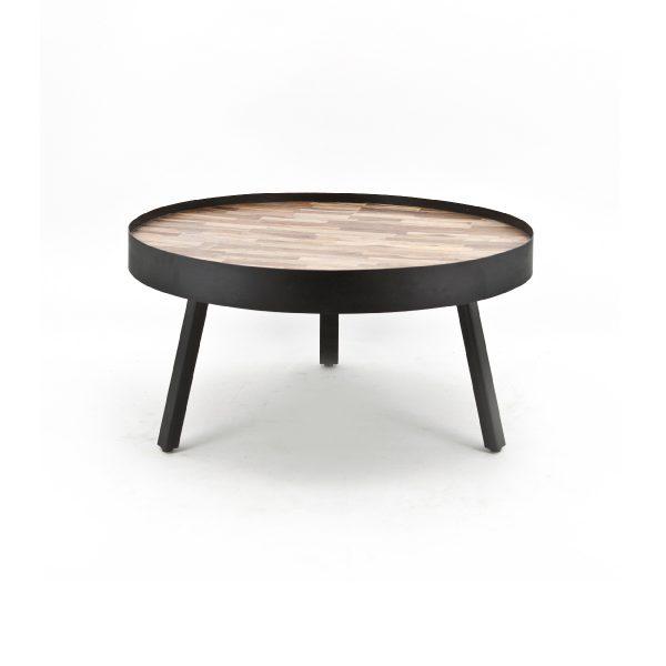 Coffee table Tripod low 74x74.