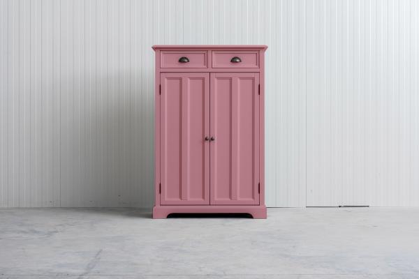 Meidenkast Bo (ook voor jongens) Roze