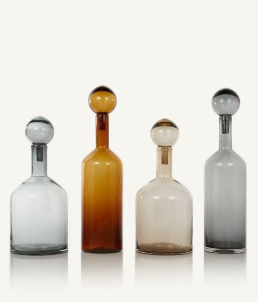 Bubbles & bottles - set van 4