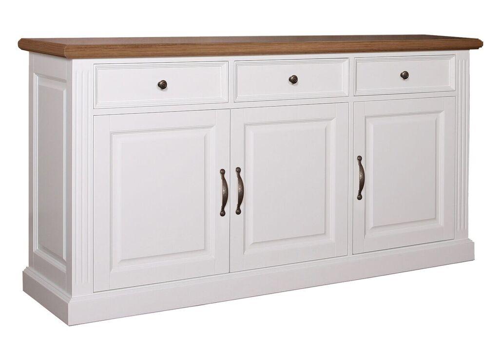 dressoir-chic-eiken-2×3-deuren-3-laden-0