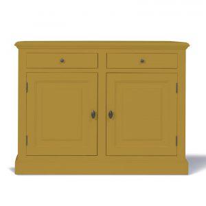 landelijk-dressoir-bo-2-deuren-2-laden-goudgeel-kastenn.nl_-0