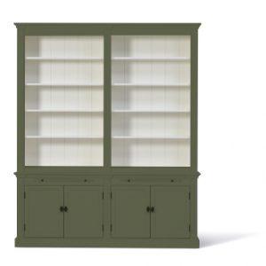 landelijke-boekenkast-2m-groen-kastenn.nl__640x480_bgresize-0