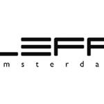 LEFF Amsterdam Klok Brick Steel