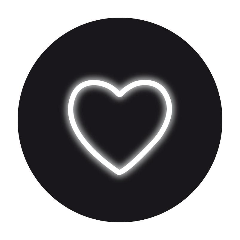 Neon Art_cuore