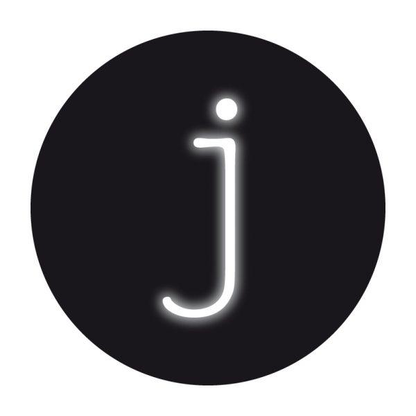 Neon Art - J