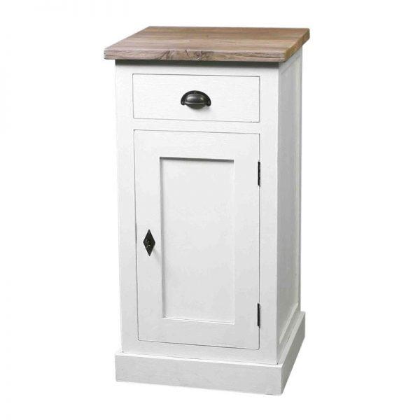 Klein dressoir Oriental 1-deur 1-lade
